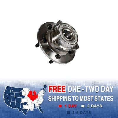 For 2000 2001 Dodge Ram 1500 4X4 4WD Only 1 Front Wheel And Hub Bearing Assembly