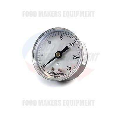 Baxter Ov210 Rack Oven Water Pressure Gauge. A1610-2