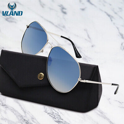 BLUE & GREEN Fashion Men / Women Outdoor UVA&UVB Sunglasses Polarzied -