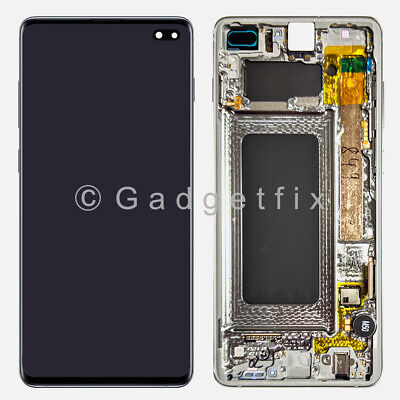 OLED LCD Display Touch Screen Digitizer + Frame For Samsung Galaxy S10 Plus G975 for sale  Westminster