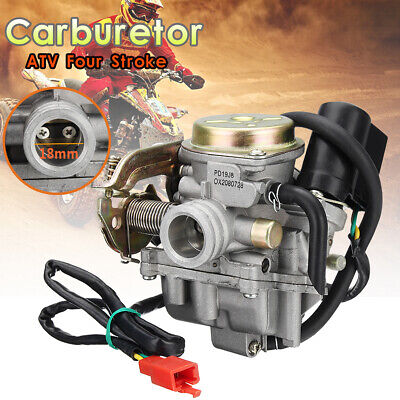 18MM Scooter Carb Carburetor 49cc 50cc For Chinese GY6 139QMB Moped SUNL TAOTAO