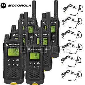 8km Motorola Xt180 Walkie Talkie Two Way Pmr 446 Security
