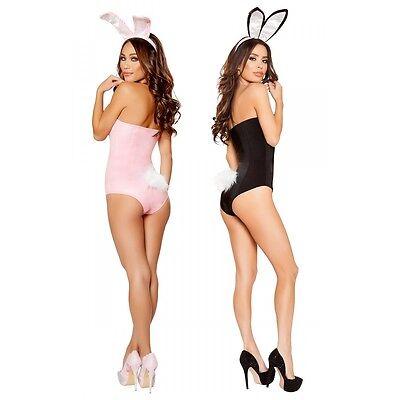 Sexy Bunny Costume Adult Halloween Fancy Dress (Adult Bunny Halloween Costumes)