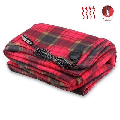 12V Car Electric Blanket, Heating car seat Heating Cushion Universal car seat