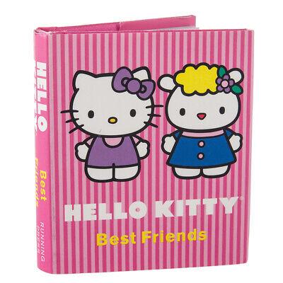 Sanrio Hello Kitty Best Friends Mini Book Sweet Sentiments Kids Toy Small