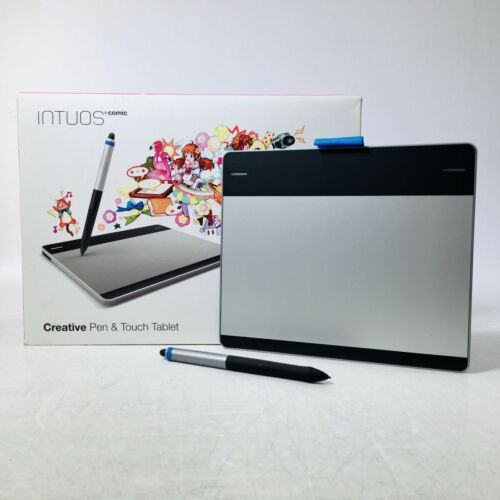 WACOM CTH-480/S1 Intuos Comic small Creative Pen Tablet from japan used