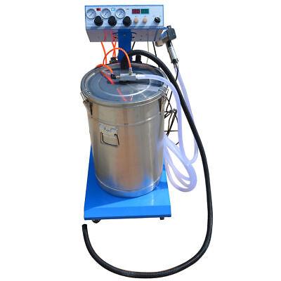 Powder Coating System Wx-958.electrostatic Powder Coating Machine B