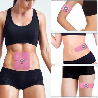 Abs Slim Stimulator Abdominal Muscle Training Toning Belt Waist Trimmer