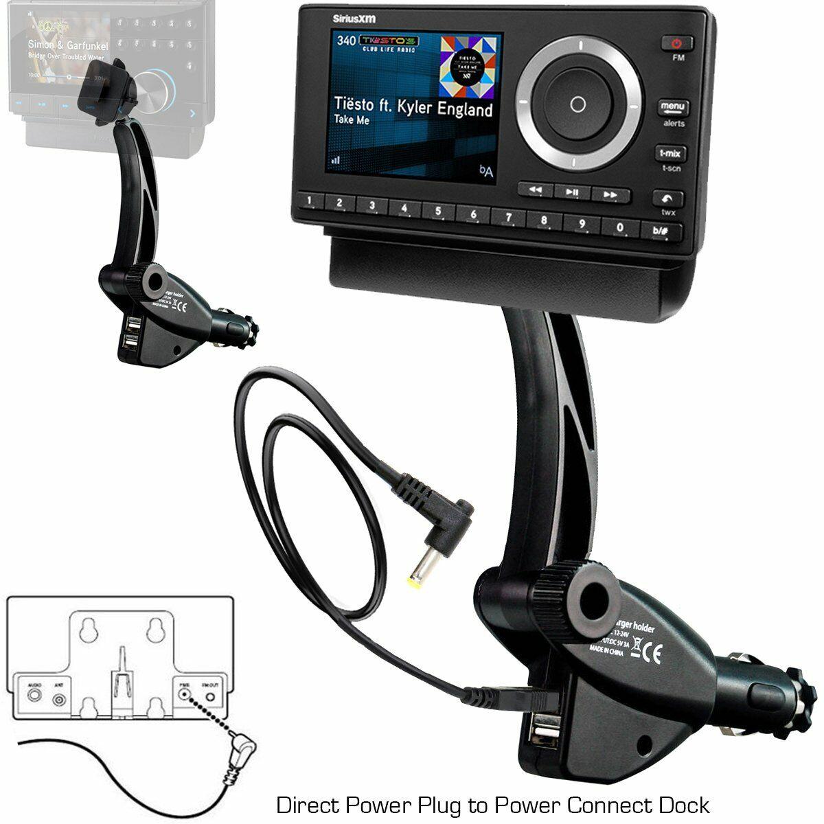 Car Satellite Radio Receiver Mounting Kit Sirius XM Vehicle