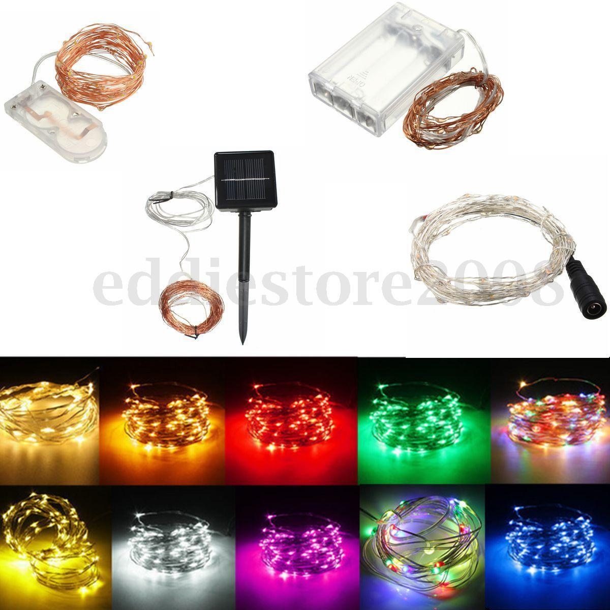 String Lights, Fairy Lights , Lamps, Lighting & Ceiling Fans ...