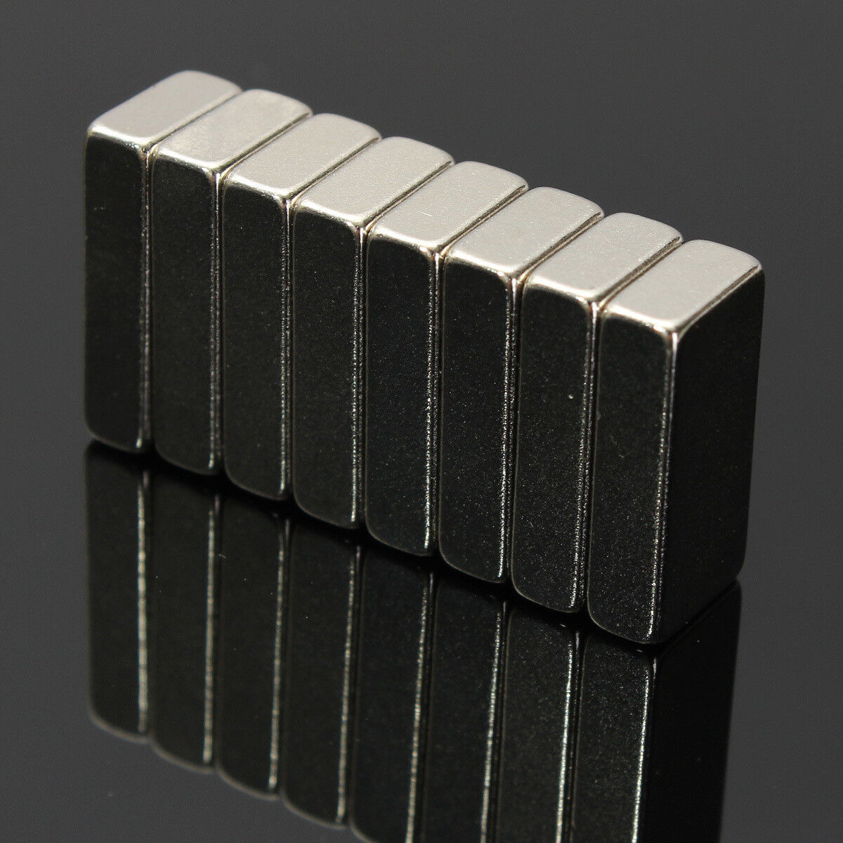 Super N52 Block Magnet Muti-size Strong Square Neodymium Rare Earth Magnets US