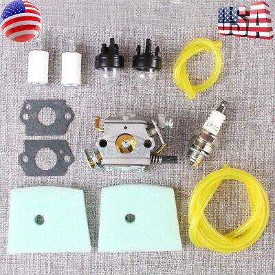 Carburetor for Husqvarna 123C 123L 123LD 223L 223R 322L 323C 323E 323HE Trimmer