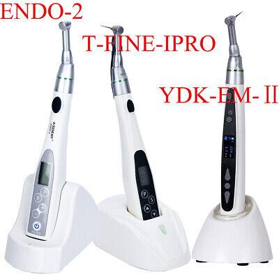 Usps Cordless Dental 161 Led Endo Motor Handpiece Equipment M1-m9