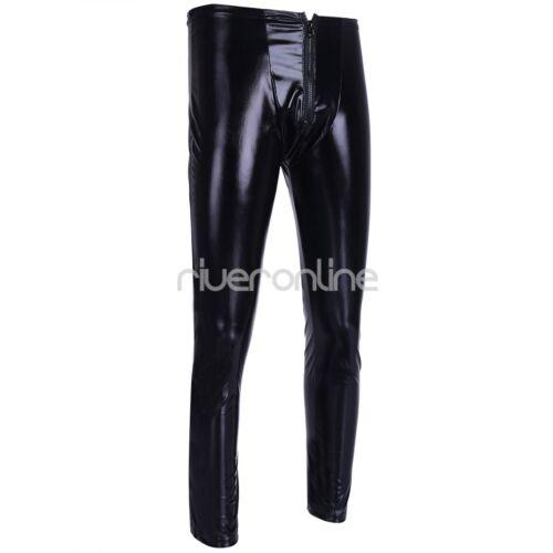 08635ac144cd Sexy Damen Einteiler Lack Leder Strampler Body Bodysuit Pole Dance Kostüm  Erotik