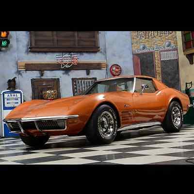 1971 Chevrolet Corvette C3 - Targa