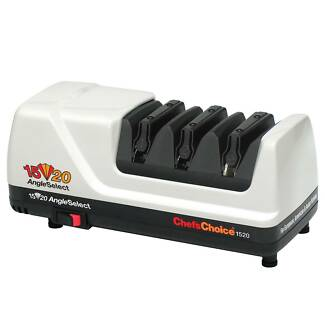 CHEF'S CHOICE CC 1520 ELECTRIC KNIFE SHARPENER MADE IN USA Wetherill Park Fairfield Area Preview