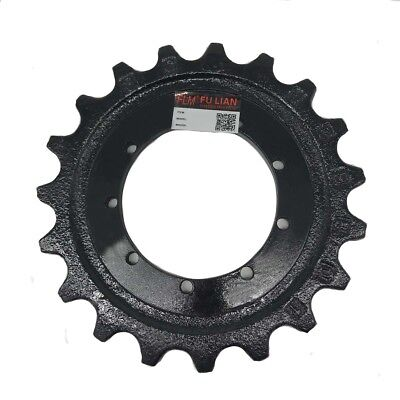 The Mini Excavator Sprocket For Kobelco Sk015