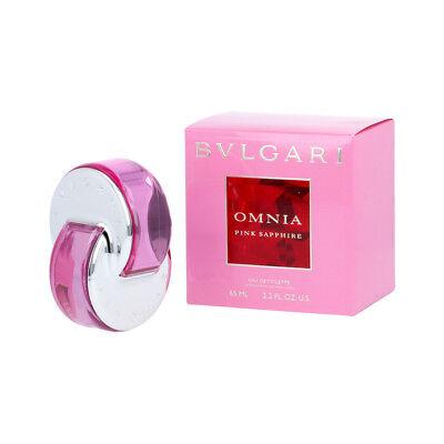 65 Ml Edt (Bvlgari Omnia Pink Sapphire Eau De Toilette EDT 65 ml (woman))