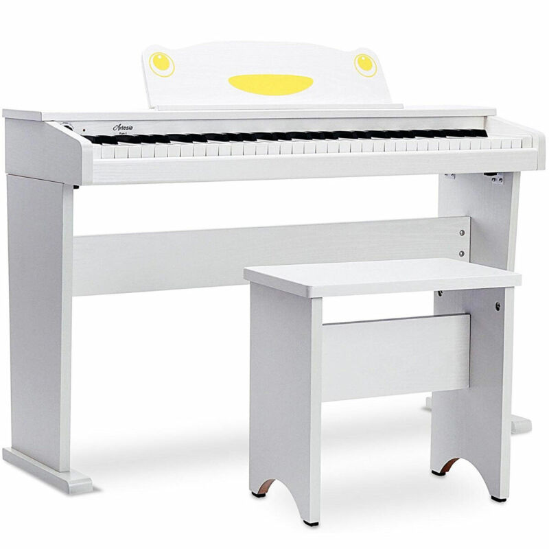 Artesia FUN1 Kinder-Klavier Digital-Piano Set White
