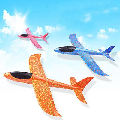 Foam Hand Launch Throwing Glider Airplane Inertia Aircraft Toy Airplane Model - Foam Gliders