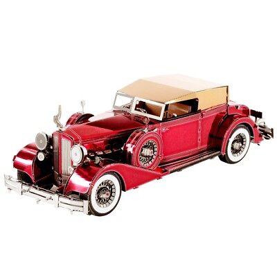 Fascinations Metal Earth 1934 Packard Twelve Convertible Fla