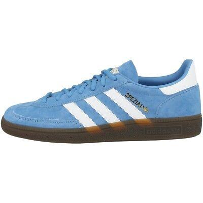 Adidas Handball Spezial Schuhe Original Sneaker Sport Freizeit light blue BD7632