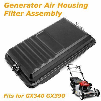 Generator Air Housing Filter Assembly For Honda Gx340 11hp Gx390 13hp Carburetor