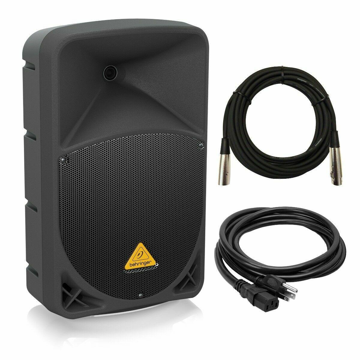 Behringer Eurolive B112D Powered PA Speaker w/  FREE XLR & E