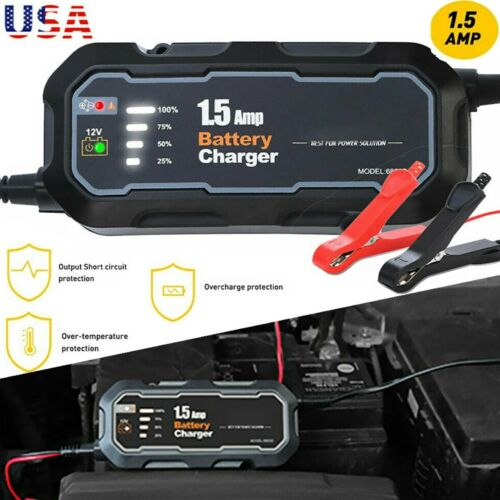 1500mAh Car Jump Starter Booster Jumper Box Power Bank Battery Charger Portable Battery Chargers