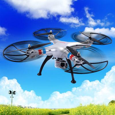 Syma X8G 4CH Gyro RC Quadcopter Explorers Drone 8MP HD Camera UAV RTF UFO New