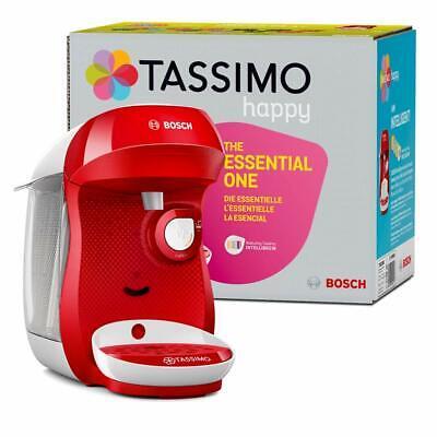 Cafetera de Capsulas automatica BOSCH Tassimo TAS 1006, 0,7 Litros, 1400W, café
