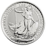 2018 Great Britain 1 oz Silver Britannia £2 Coin GEM BU SKU49809