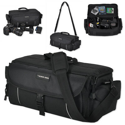 Fototasche CAMBAG Kameratasche CAMBRIDGE D-SLR Tasche Gr. XL Spiegelreflex Video