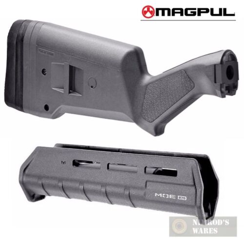Magpul SGA Stock & M-LOK Forend fits Remington 870 12 Gauge