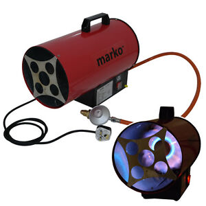 10kw gas heater industrial workshop space fire heater propanelpg electric new - Propane Space Heater