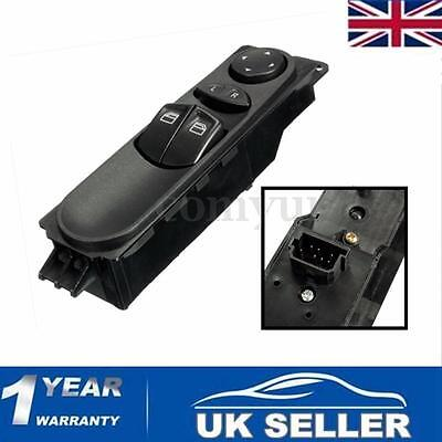 Power Master Window Switch for Mercedes Benz W639 Vito 2003-2015 A6395450913 uk