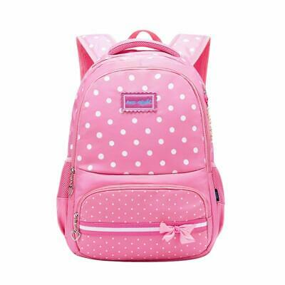 Girls School Backpack Girls' Kids Shoulder Bag Rucksack Preschool Elementary