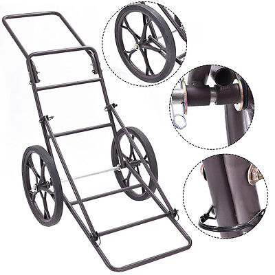 New Deer Cart 500LB Game Hauler Utility Gear Dolly Cart Hunting Accessories 2016