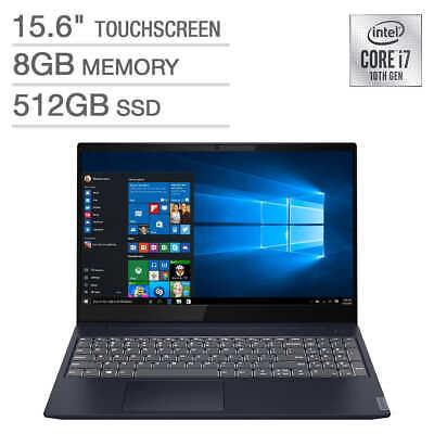 "Brand New Lenovo 81WW000BUS 15.6"" T/S Laptop - i7-1065G7/ 512GB SSD/ 8GB/ Win 10"