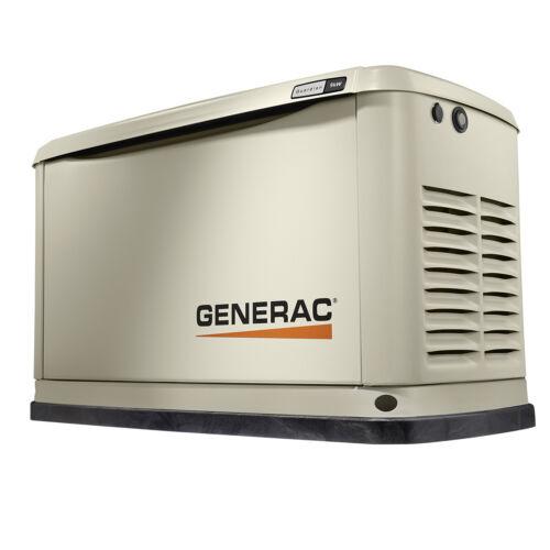 Generac 7029 - Guardian 9/8kW Home Standby Generator w/ WiFi   No Switch (HSB)