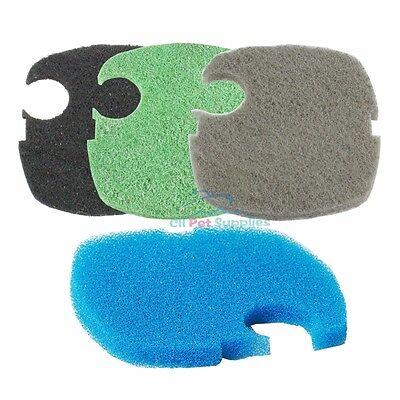 - Aquarium Filter Active Carbon/Ammonia/Phosphate Remover Pad SUNSUN HW-304B/404B