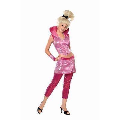 etsons Judy Jetson Pink Fancy Dress Costume Women's Rubies (Judy Jetson Kostüm)