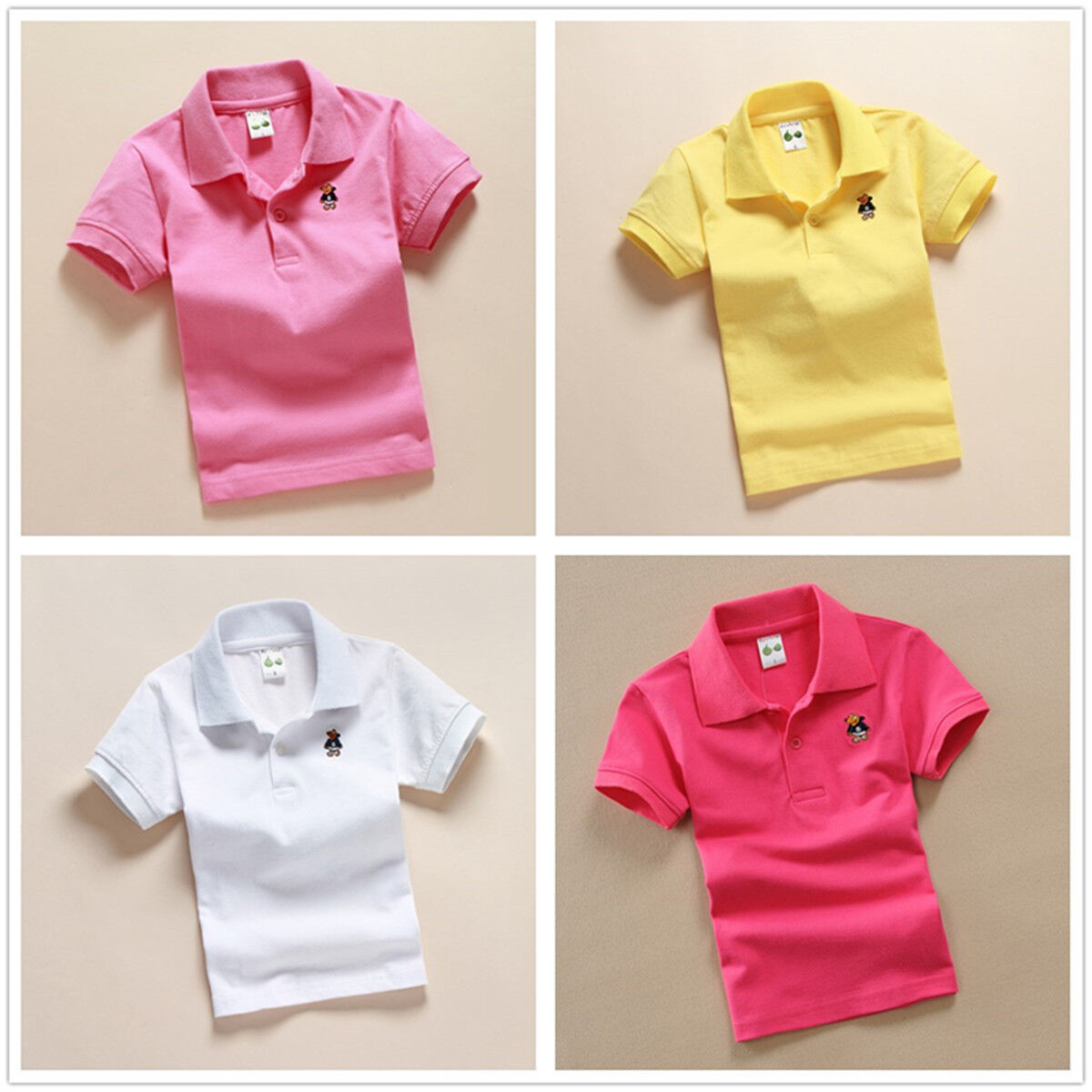 Pink Polo Shirts For Toddlers Chad Crowley Productions