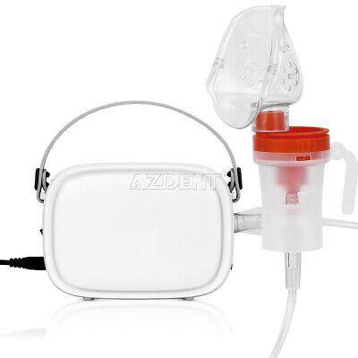 Home Use Portable Compressed Nebulizer Medical Grade Compressor Nebulizer