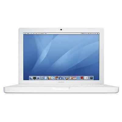 "Apple MacBook Intel Core 2 Duo P7450 2.13GHz 2GB 160GB 13.3"" Laptop MC240LL/A"