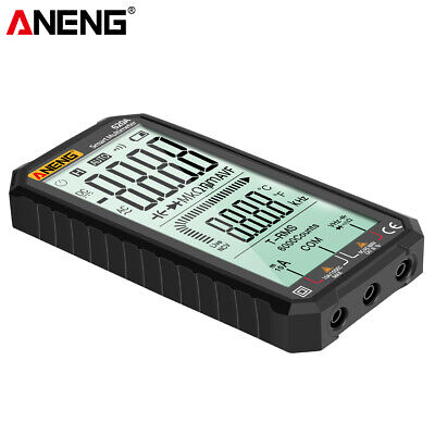 Aneng 4.7 Lcd Acdc Digital Multimeter True-rms Auto-ranging Multi Tester L3y1