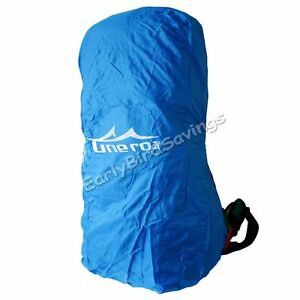 Blue-Backpack-Rain-Cover-60L-to-90L-Waterproof-Bag-Water-Resist-Size-L-Outdoor