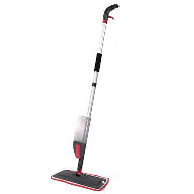 New Spray MOP Cleaner With Replaceable Microfiber Cloth And Liquid Bottle!
