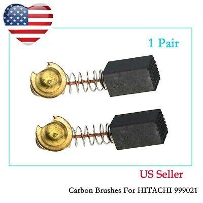 Carbon Brush For Hitachi Dh25pb 3132 Vsr Sds-plus Rotary Hammer
