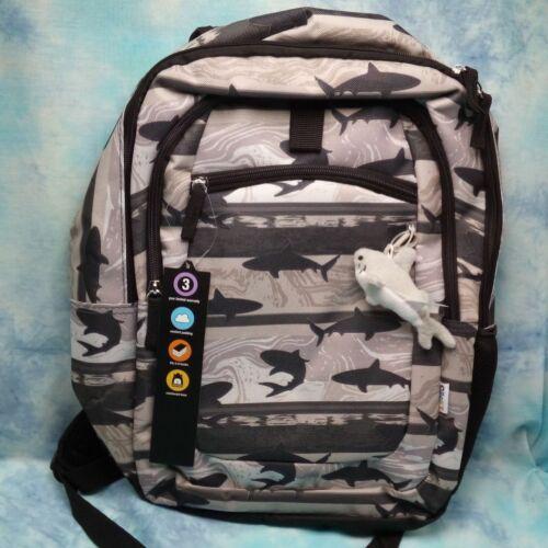 Crckt 16.5in Kids Backpack - Shark